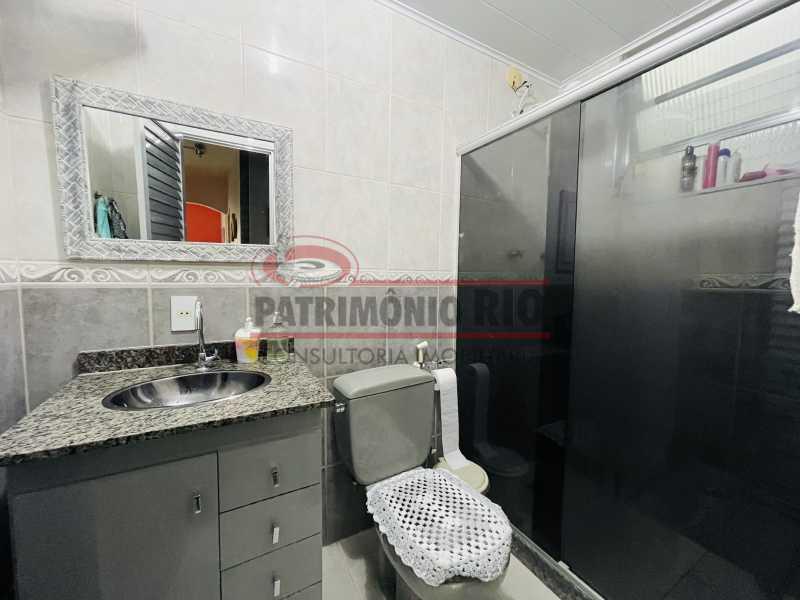 IMG_9638 - Casa Duplex!!! Condomínio - Vista Alegre. - PACN40033 - 12