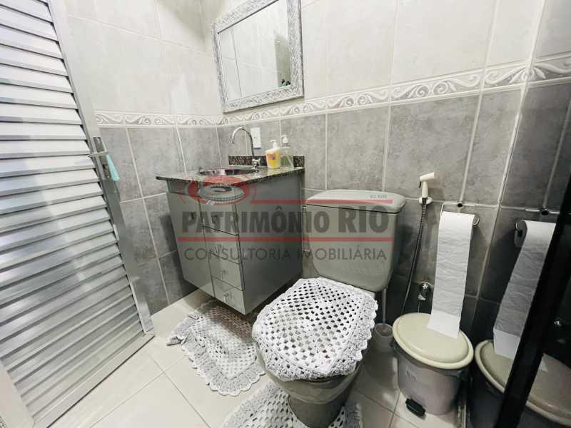 IMG_9641 - Casa Duplex!!! Condomínio - Vista Alegre. - PACN40033 - 13