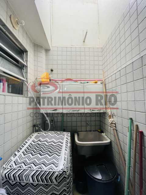 IMG_9642 - Casa Duplex!!! Condomínio - Vista Alegre. - PACN40033 - 31