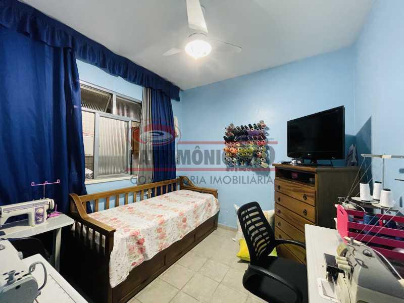 IMG_9643 - Casa Duplex!!! Condomínio - Vista Alegre. - PACN40033 - 11