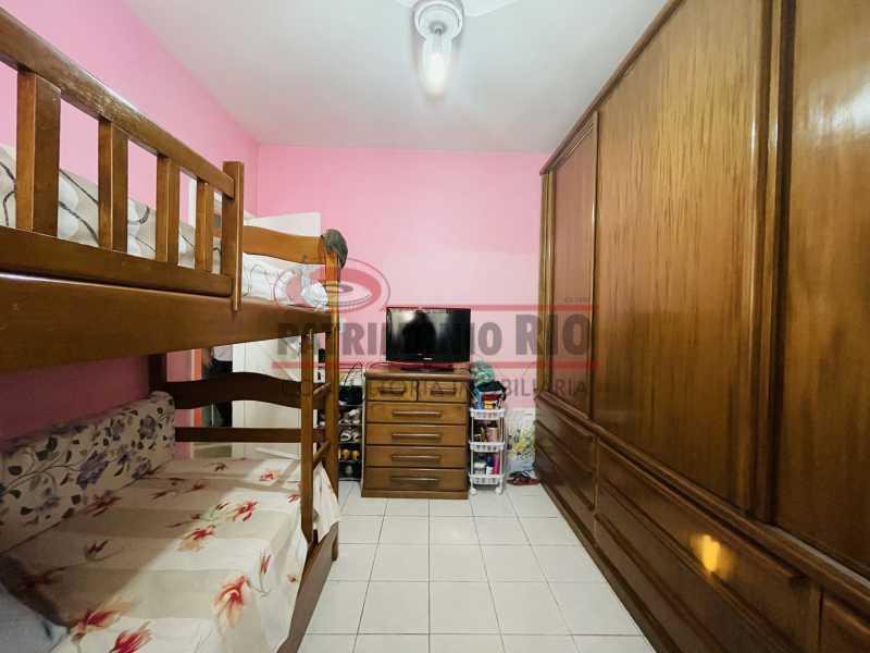 IMG_9647 - Casa Duplex!!! Condomínio - Vista Alegre. - PACN40033 - 9