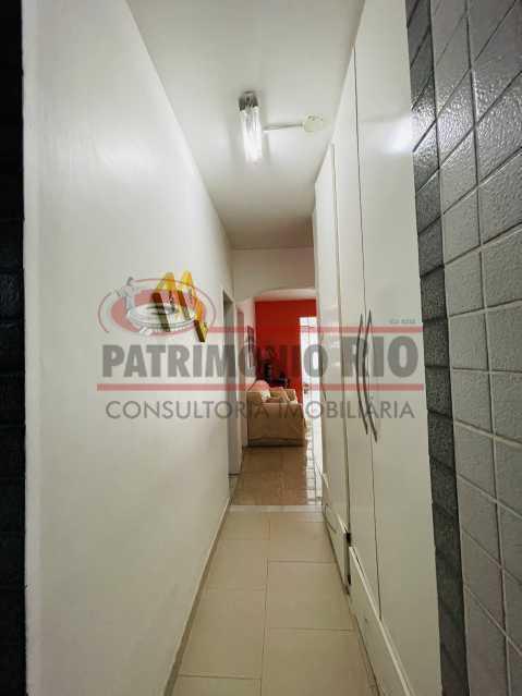 IMG_9659 - Casa Duplex!!! Condomínio - Vista Alegre. - PACN40033 - 8