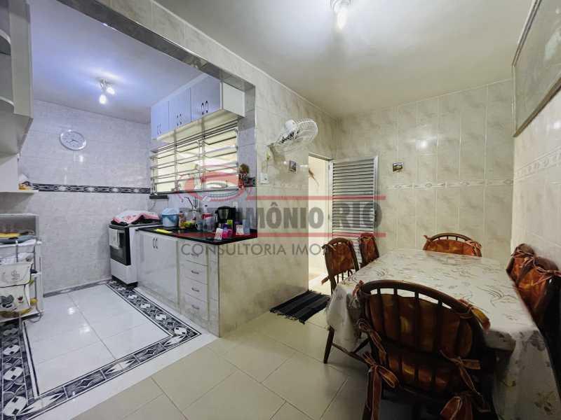 IMG_9663 - Casa Duplex!!! Condomínio - Vista Alegre. - PACN40033 - 14