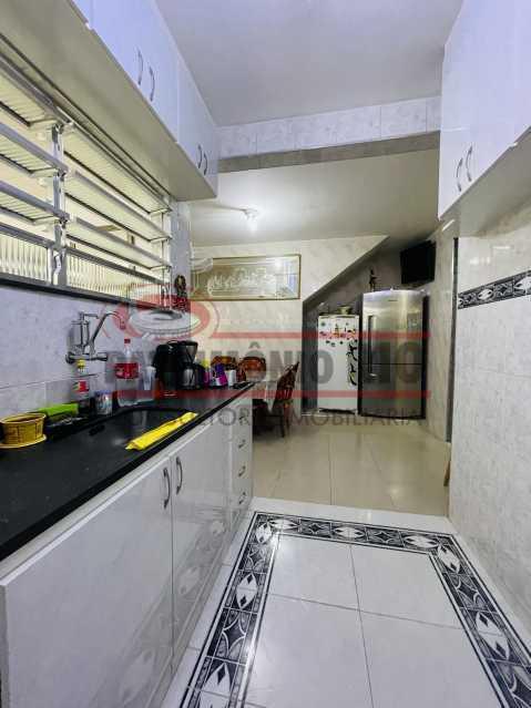 IMG_9666 - Casa Duplex!!! Condomínio - Vista Alegre. - PACN40033 - 15