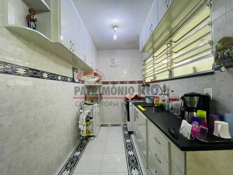 IMG_9668 - Casa Duplex!!! Condomínio - Vista Alegre. - PACN40033 - 17