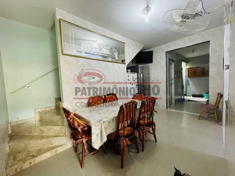 IMG_9669 - Casa Duplex!!! Condomínio - Vista Alegre. - PACN40033 - 18