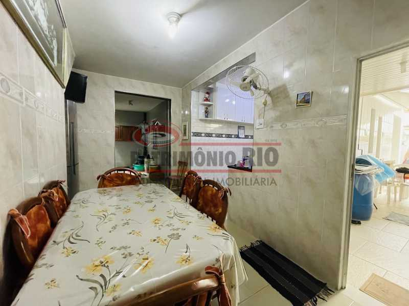 IMG_9671 - Casa Duplex!!! Condomínio - Vista Alegre. - PACN40033 - 16