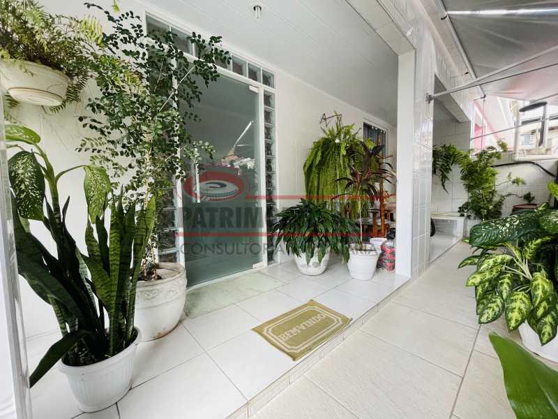 IMG_9676 - Casa Duplex!!! Condomínio - Vista Alegre. - PACN40033 - 1