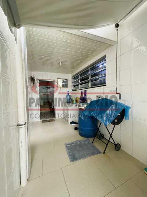 IMG_9679 - Casa Duplex!!! Condomínio - Vista Alegre. - PACN40033 - 30