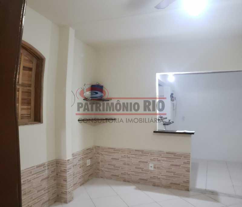 3. - Boa casa tipo apartamento, sala, 1quarto junto da São Felix. - PAAP10501 - 4