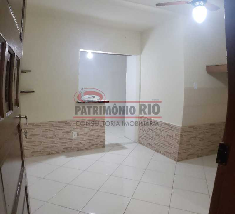 5. - Boa casa tipo apartamento, sala, 1quarto junto da São Felix. - PAAP10501 - 6