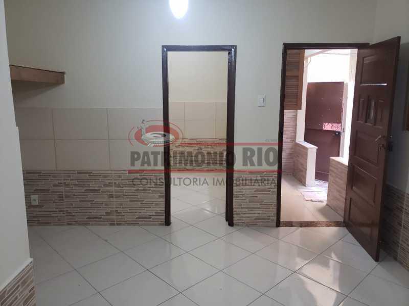 6. - Boa casa tipo apartamento, sala, 1quarto junto da São Felix. - PAAP10501 - 7