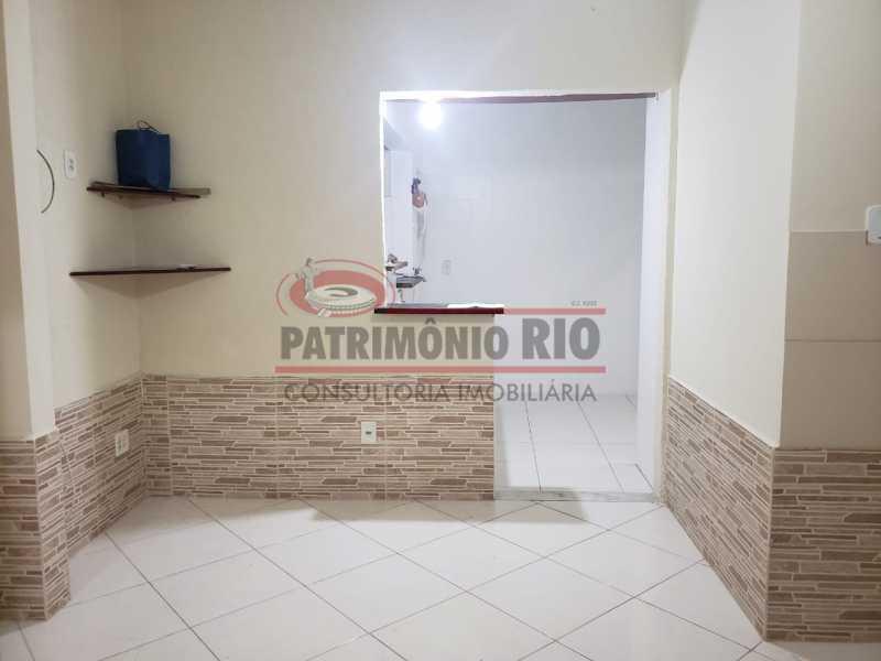 7. - Boa casa tipo apartamento, sala, 1quarto junto da São Felix. - PAAP10501 - 9