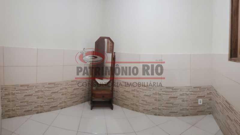 9. - Boa casa tipo apartamento, sala, 1quarto junto da São Felix. - PAAP10501 - 11
