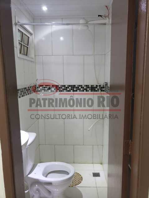 10. - Boa casa tipo apartamento, sala, 1quarto junto da São Felix. - PAAP10501 - 12