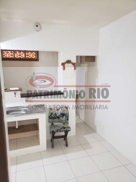 12. - Boa casa tipo apartamento, sala, 1quarto junto da São Felix. - PAAP10501 - 14
