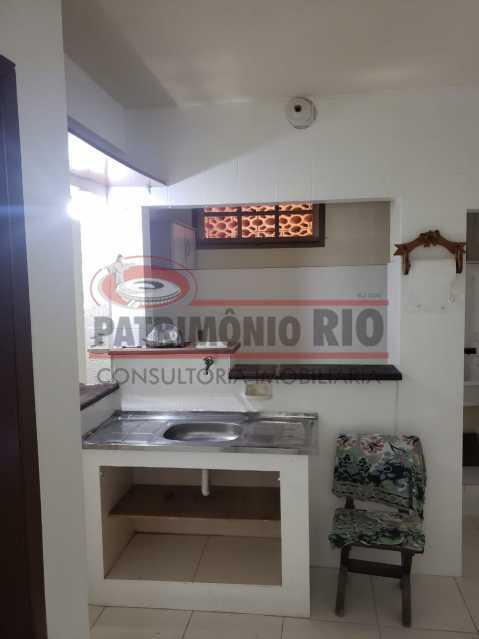 13. - Boa casa tipo apartamento, sala, 1quarto junto da São Felix. - PAAP10501 - 15