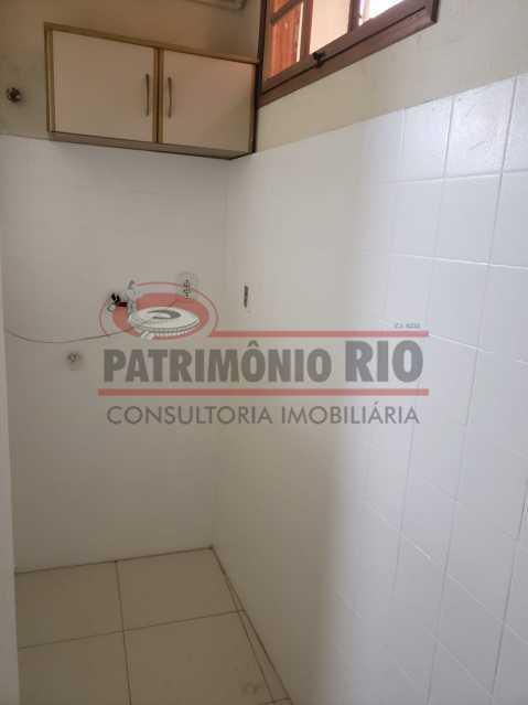 15. - Boa casa tipo apartamento, sala, 1quarto junto da São Felix. - PAAP10501 - 16