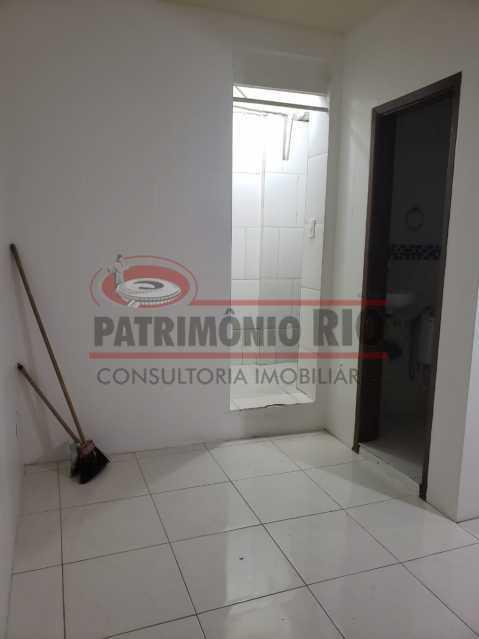 16. - Boa casa tipo apartamento, sala, 1quarto junto da São Felix. - PAAP10501 - 17