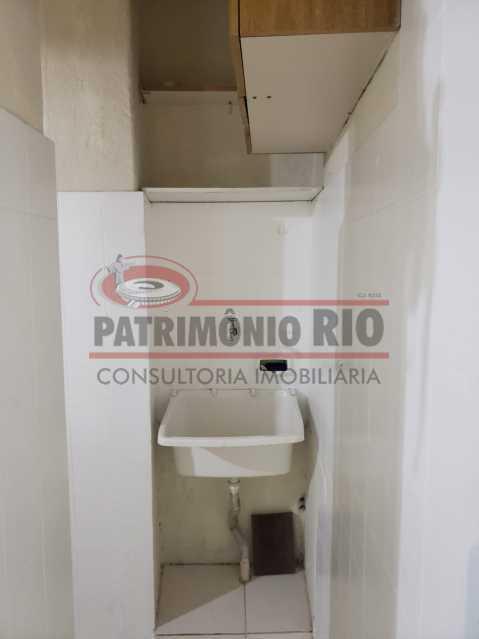 17. - Boa casa tipo apartamento, sala, 1quarto junto da São Felix. - PAAP10501 - 18