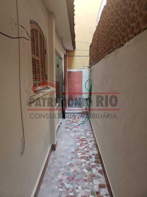 18. - Boa casa tipo apartamento, sala, 1quarto junto da São Felix. - PAAP10501 - 19