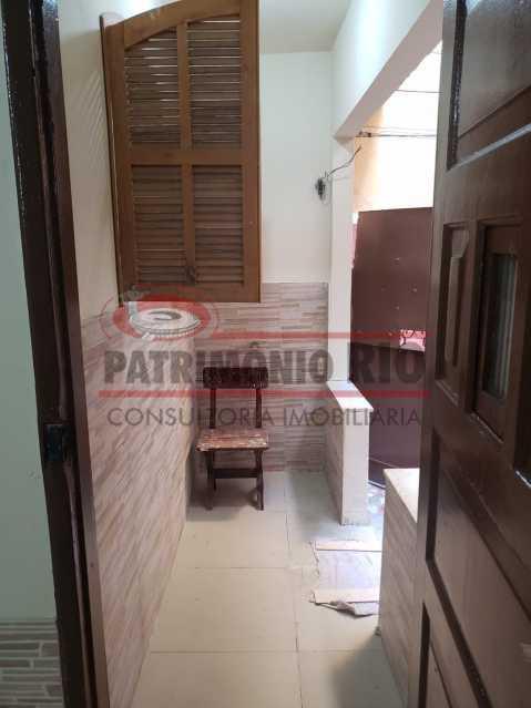 21. - Boa casa tipo apartamento, sala, 1quarto junto da São Felix. - PAAP10501 - 22