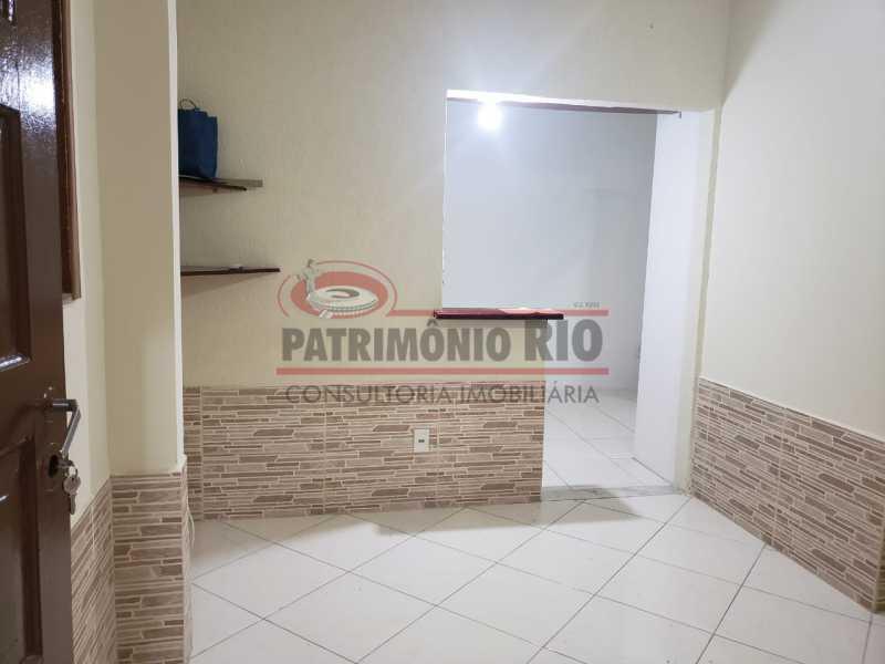22. - Boa casa tipo apartamento, sala, 1quarto junto da São Felix. - PAAP10501 - 23