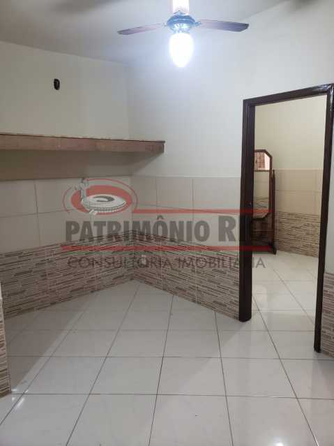 24. - Boa casa tipo apartamento, sala, 1quarto junto da São Felix. - PAAP10501 - 25