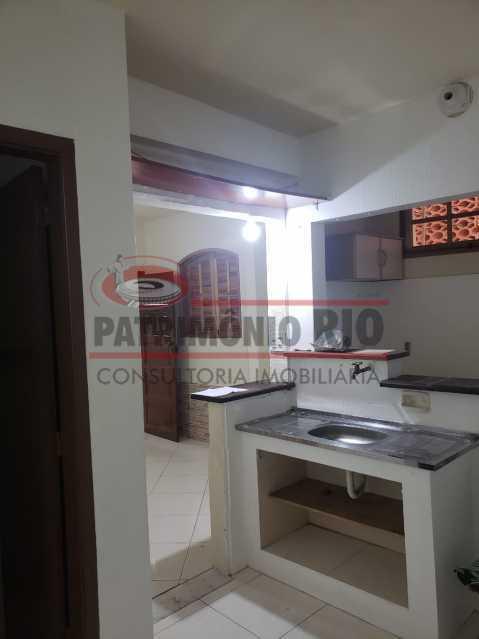 25. - Boa casa tipo apartamento, sala, 1quarto junto da São Felix. - PAAP10501 - 26