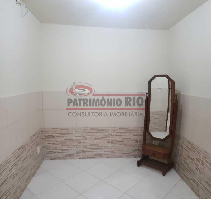 26. - Boa casa tipo apartamento, sala, 1quarto junto da São Felix. - PAAP10501 - 27