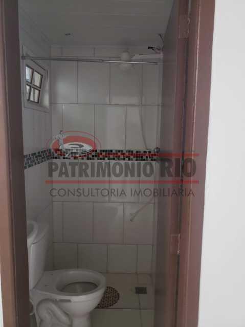 27. - Boa casa tipo apartamento, sala, 1quarto junto da São Felix. - PAAP10501 - 28