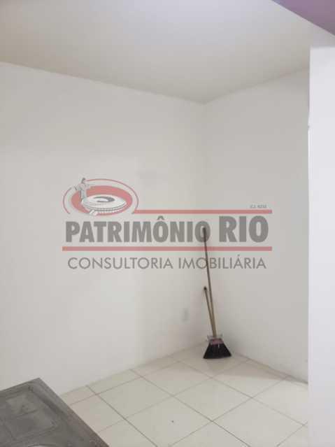 28. - Boa casa tipo apartamento, sala, 1quarto junto da São Felix. - PAAP10501 - 29