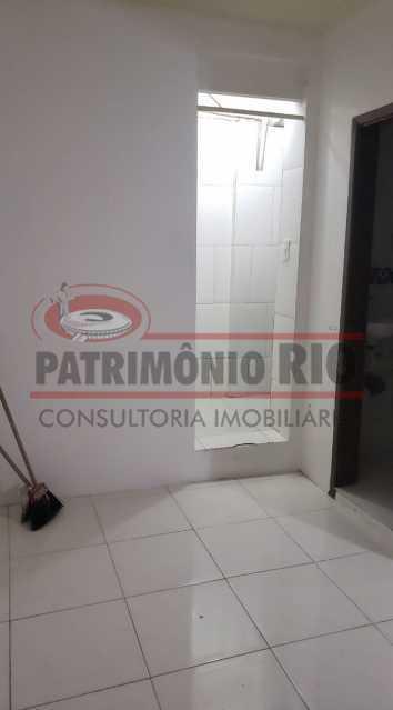 29. - Boa casa tipo apartamento, sala, 1quarto junto da São Felix. - PAAP10501 - 30