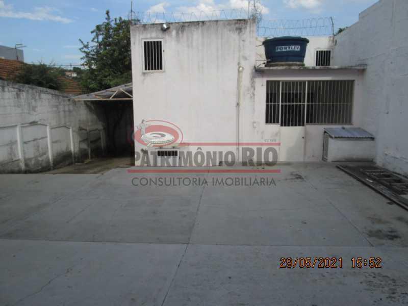 IMG_2561 - Espetacular Casa Linear(Terreno 300m²) 2 quartos, 5vagas garagem - Vigário Geral (Próximo Praça Dois) - PACA20613 - 28