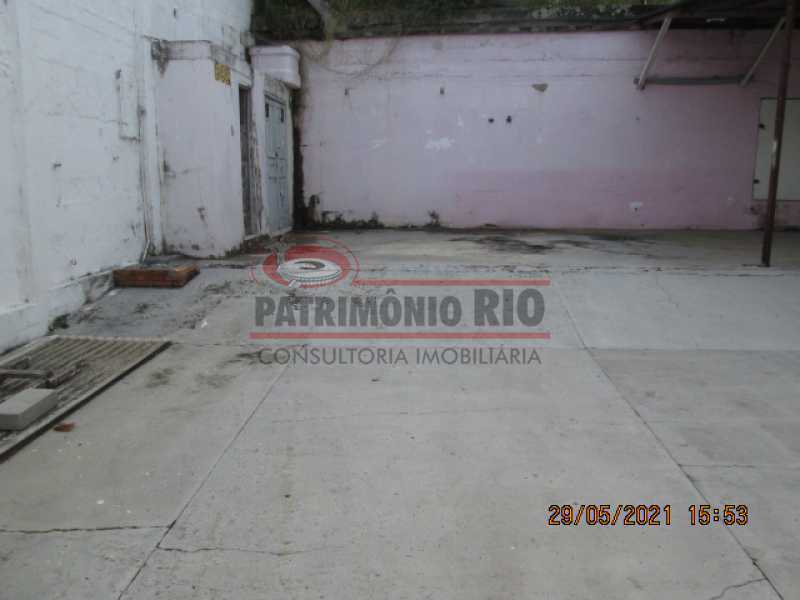 IMG_2562 - Espetacular Casa Linear(Terreno 300m²) 2 quartos, 5vagas garagem - Vigário Geral (Próximo Praça Dois) - PACA20613 - 29