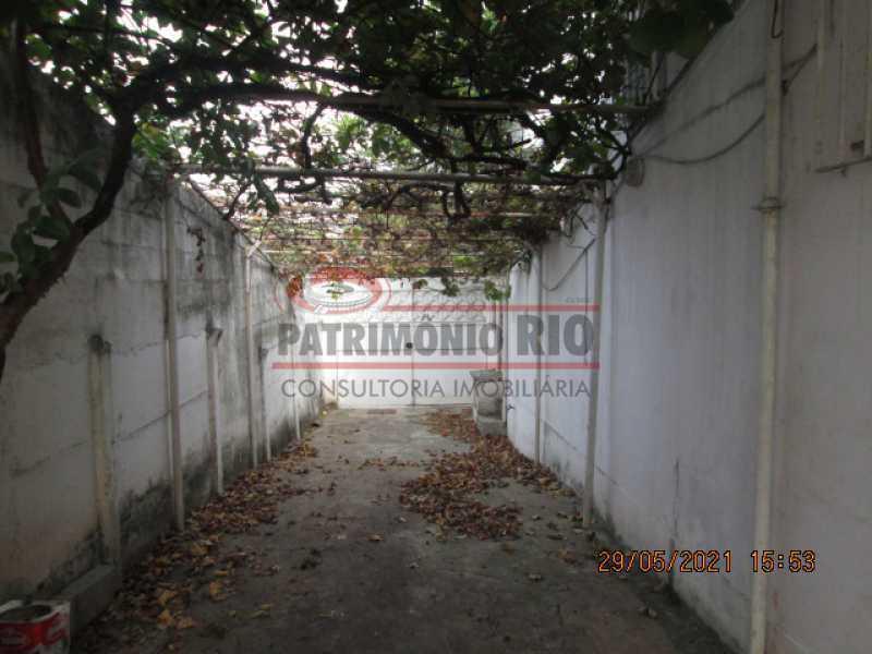 IMG_2565 - Espetacular Casa Linear(Terreno 300m²) 2 quartos, 5vagas garagem - Vigário Geral (Próximo Praça Dois) - PACA20613 - 6