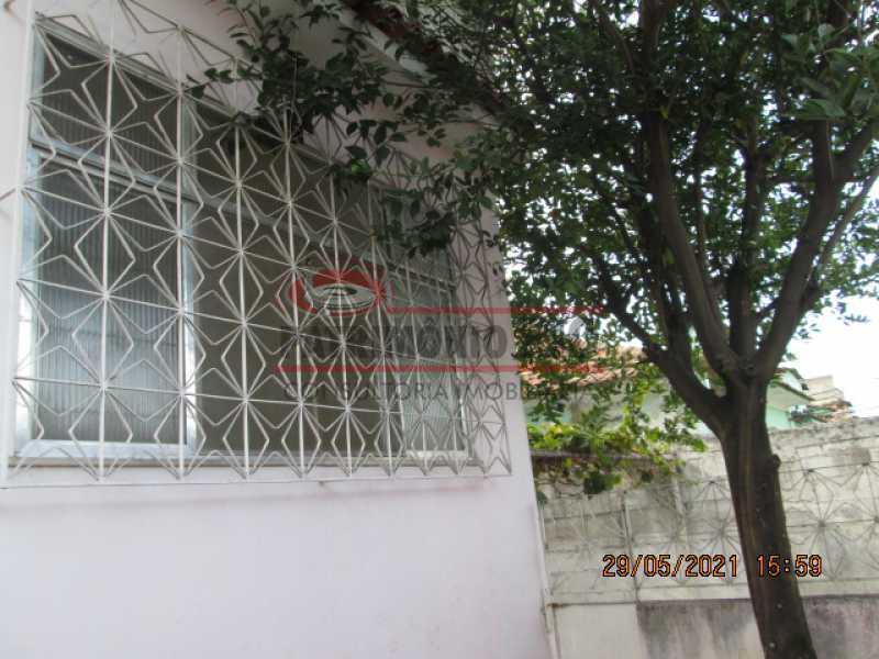 IMG_2571 - Espetacular Casa Linear(Terreno 300m²) 2 quartos, 5vagas garagem - Vigário Geral (Próximo Praça Dois) - PACA20613 - 4