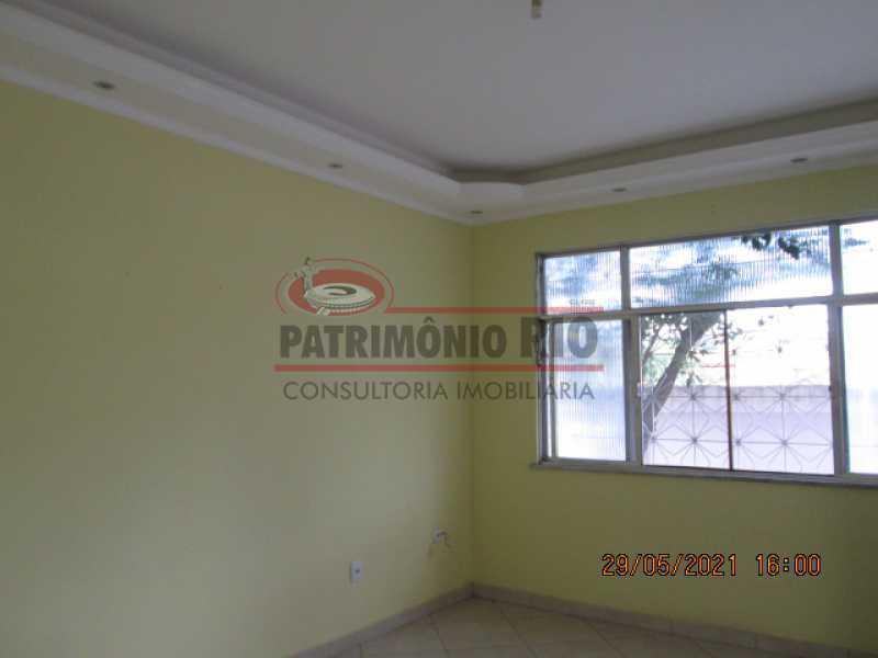 IMG_2576 - Espetacular Casa Linear(Terreno 300m²) 2 quartos, 5vagas garagem - Vigário Geral (Próximo Praça Dois) - PACA20613 - 7