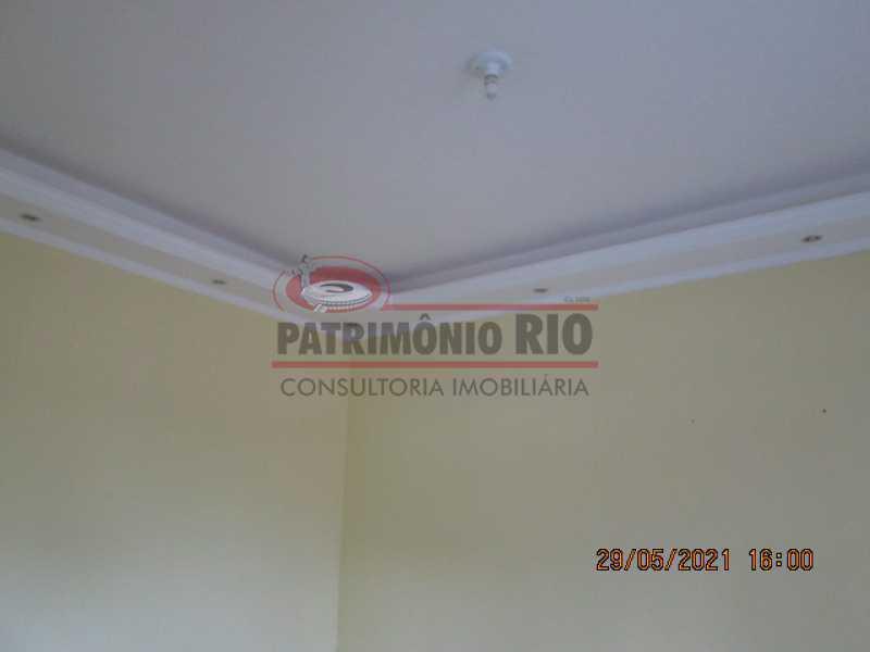 IMG_2577 - Espetacular Casa Linear(Terreno 300m²) 2 quartos, 5vagas garagem - Vigário Geral (Próximo Praça Dois) - PACA20613 - 8