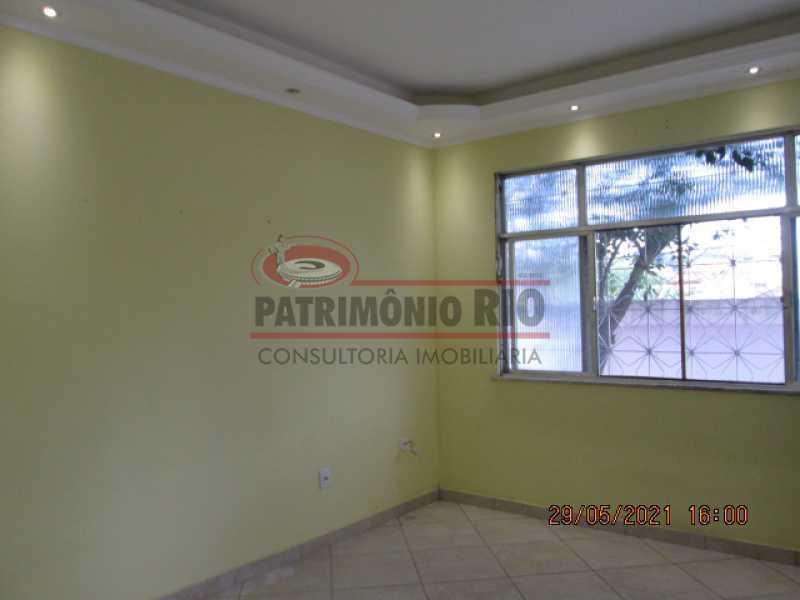 IMG_2580 - Espetacular Casa Linear(Terreno 300m²) 2 quartos, 5vagas garagem - Vigário Geral (Próximo Praça Dois) - PACA20613 - 10