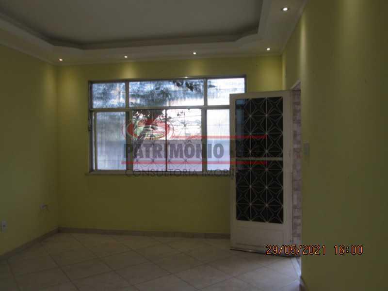 IMG_2581 - Espetacular Casa Linear(Terreno 300m²) 2 quartos, 5vagas garagem - Vigário Geral (Próximo Praça Dois) - PACA20613 - 11