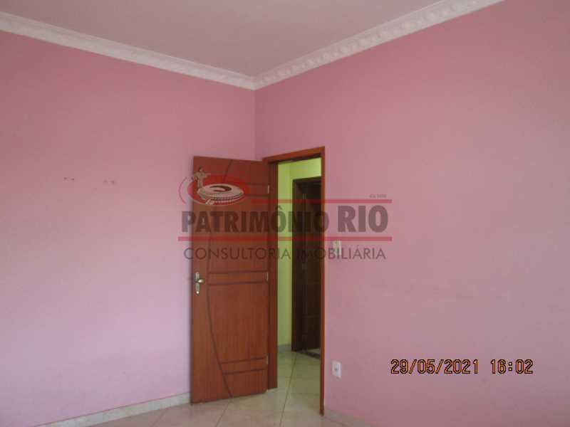 IMG_2588 - Espetacular Casa Linear(Terreno 300m²) 2 quartos, 5vagas garagem - Vigário Geral (Próximo Praça Dois) - PACA20613 - 14