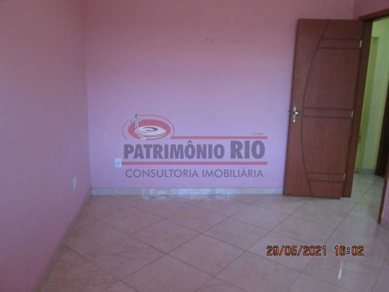 IMG_2589 - Espetacular Casa Linear(Terreno 300m²) 2 quartos, 5vagas garagem - Vigário Geral (Próximo Praça Dois) - PACA20613 - 16