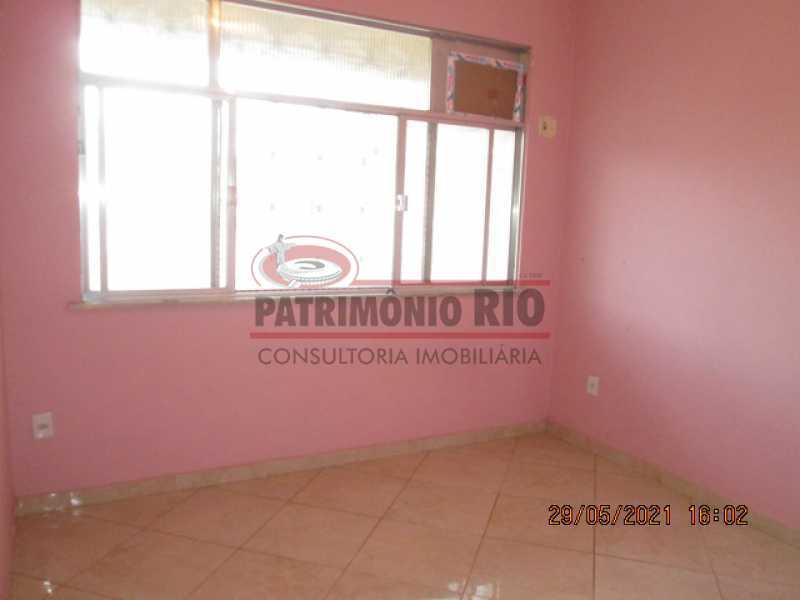 IMG_2591 - Espetacular Casa Linear(Terreno 300m²) 2 quartos, 5vagas garagem - Vigário Geral (Próximo Praça Dois) - PACA20613 - 15