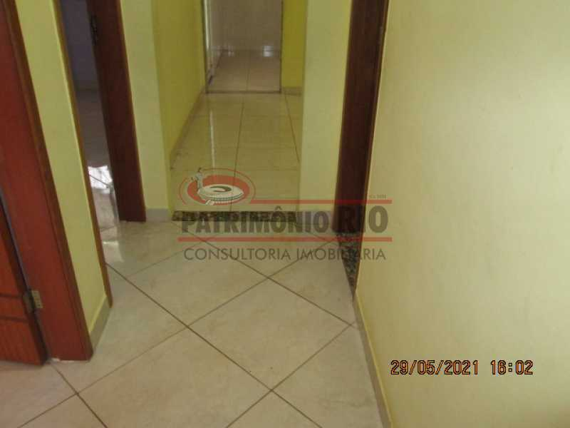 IMG_2592 - Espetacular Casa Linear(Terreno 300m²) 2 quartos, 5vagas garagem - Vigário Geral (Próximo Praça Dois) - PACA20613 - 12