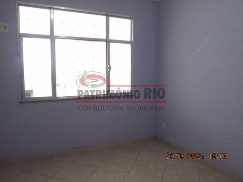 IMG_2596 - Espetacular Casa Linear(Terreno 300m²) 2 quartos, 5vagas garagem - Vigário Geral (Próximo Praça Dois) - PACA20613 - 18