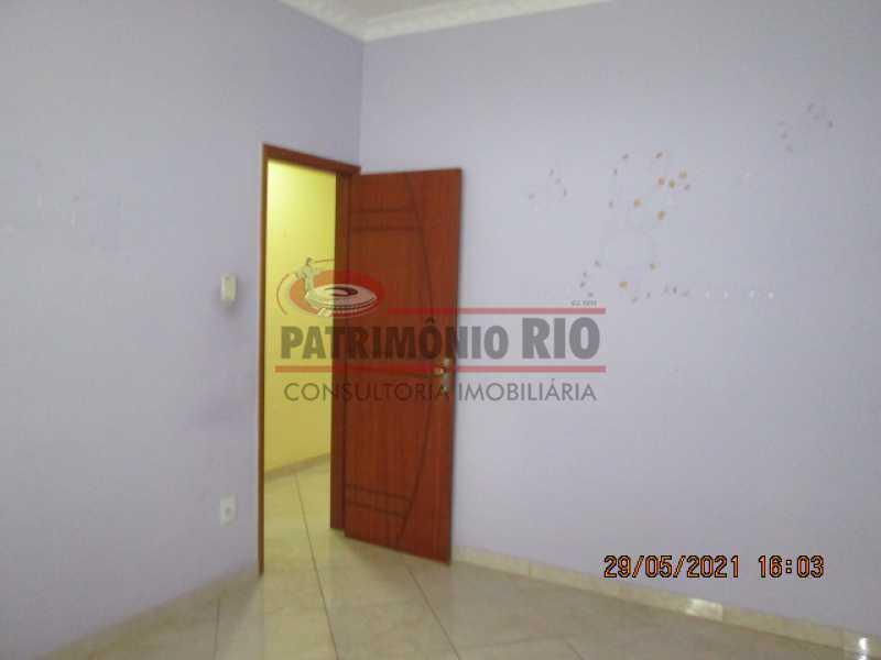 IMG_2597 - Espetacular Casa Linear(Terreno 300m²) 2 quartos, 5vagas garagem - Vigário Geral (Próximo Praça Dois) - PACA20613 - 19