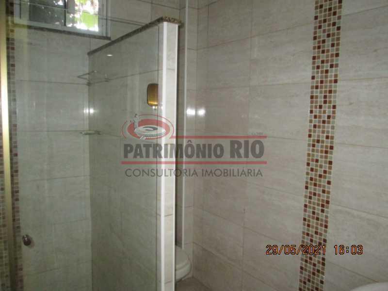 IMG_2598 - Espetacular Casa Linear(Terreno 300m²) 2 quartos, 5vagas garagem - Vigário Geral (Próximo Praça Dois) - PACA20613 - 20