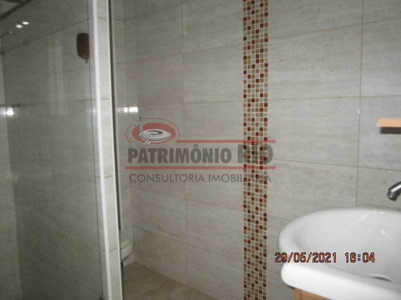 IMG_2599 - Espetacular Casa Linear(Terreno 300m²) 2 quartos, 5vagas garagem - Vigário Geral (Próximo Praça Dois) - PACA20613 - 21
