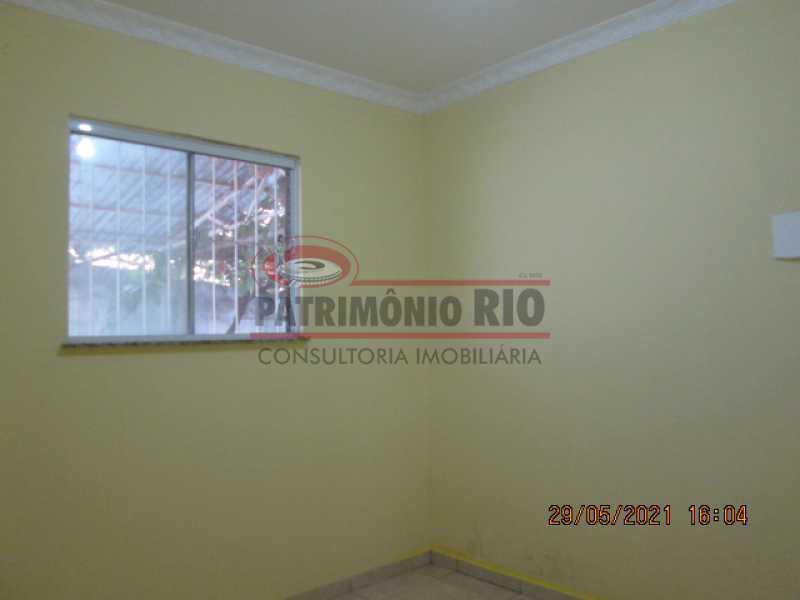 IMG_2601 - Espetacular Casa Linear(Terreno 300m²) 2 quartos, 5vagas garagem - Vigário Geral (Próximo Praça Dois) - PACA20613 - 22